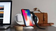 Plux Wireless Charging Station